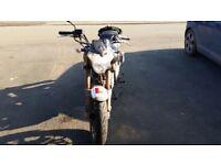 Keeway motorcycle 125cc