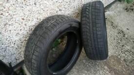 Winter tyres 185 65 15
