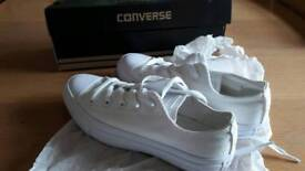 Genuine Converse trainers SIZE 3
