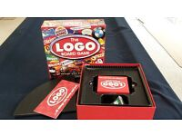 LOGO BOARD GAME VERY GOOD CONDITION - CAN POST