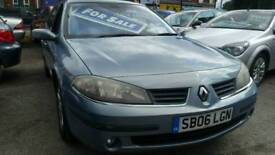 RENAULT LAGUNA 2006 LOW MILEAGE ESTATE 2.0 CHEAP CAR