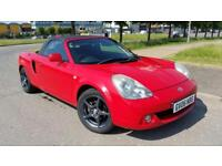 Toyota MR2 MK3 roadster 1.8 convertible ONLY 30000 MILES