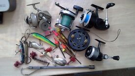 WANTED BY COLLECTOR FISHING TACKLE