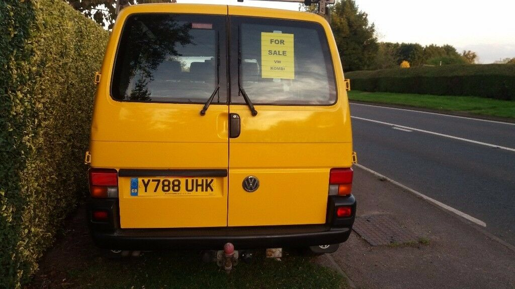 VW TRANSPORTER KOMBI FOR SALE