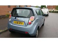 Chevrolet Spark plus 1.0 petrol long mot £30 road tax per year