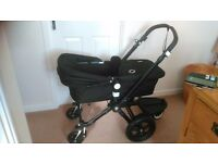 Bugaboo camelon Immaculate