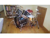 Yamaha rocktour custom drumkit