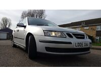 SAAb 9-3 Turbo 1 year MOT, low milage, full service history and documents