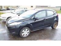 Ford fiesta style d
