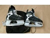 Ccm ice skates - size 6