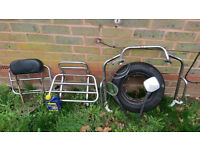 Spare parts bundle for Vespa PX 125, 200, T5 BARGAIN!