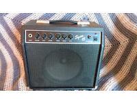 Fender Squier 15w guitar amplifier/amp