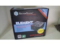 SilverStone Element ST50EF-Plus SC 500W ATX 2.2 80plus PSU boxed and new