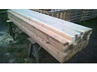 unused timber 60mm x 35mm