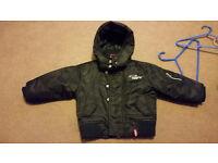 Levi's baby boy jacket 6months
