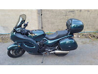1999 Triumph Trophy 1200, Green