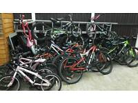 Load of Push bikes