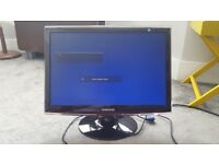 Samsung Monitor / DTV - 22 Inch. Sync Master T220HD