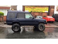 Discovery 300tdi auto off road ready