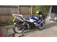 Suzuki Gsxr 1000 K3 blue
