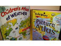 Kids Atlases