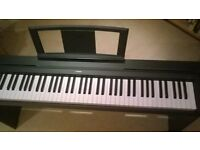 Yamaha P-35 Digital Piano with stand and pedal