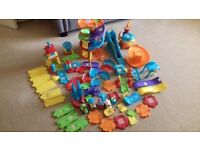 Alot of Vtech Toot Toot Track Sets