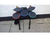 Drum kit for xbox 360