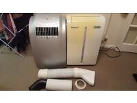 Duracraft AMD8500E 2.3kw And GET GPACU8S 960w Portable Air Conditioner Domestic & light commercial