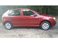 skoda fabia1.9 diesel full service history timing ballt replaced 2time
