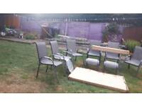 11 piece patio set Brand new must be seen