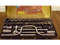 HILKA VINTAGE SOCKET SET 1/2""