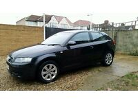 Audi A3 SE 2004 2.0 Diesel HPI CLEAR 1 owner Good condition