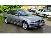 x2 south reg cars. BMW 316i and a Ford Mondeo 1.8