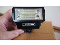 OLYMPUS Electric Flash T32 For Olympus OM-1 OM-1N OM-2 OM-2N OM10 OM30 OM20 OM40 etc