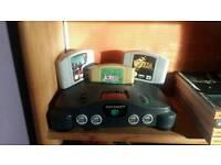 Nintendo 64 bundle for sale