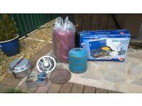 Various Camping Equipment...