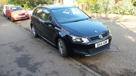 VW POLO 1.2S Edition 5dr 2014