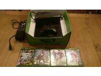 XBOX ONE & Kinect with 4 games