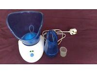Facial Steamer Professional Facial Sauna Steam Inhaler Spa