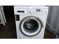 8kg 'Siemens' Digital Washing Machine - Excellent condition / Free local delivery and fitting