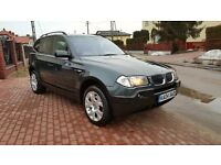 BMW X3 3.0I SPORT AUTO LPG GAS LOW MILEAGE ONLY 35000MIL MINT CONDITION