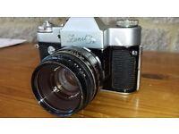 Vintage Zenit 3M Camera