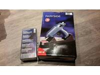 New glue gun by parkside with new set of glue sticks other tools for sale also