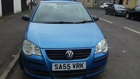 Volkswagen Polo 1.2 PETROL MOT TILL OCTOBER EXCELLENT CONDITION DRIVES REALLY WELL IDEAL FIRST CAR