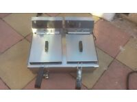 ELECTRIC TWIN FRYER