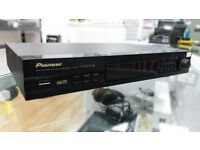 Pioneer F-208RDS Digital Synthesizer Tuner