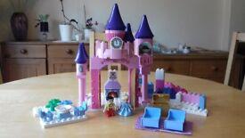 Lego Duplo Cinderella's Castle