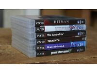 Sony PlayStation 3 Slim 320gb (PS3) w 2 Controllers and games