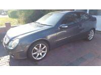 Mercedes C180 K,C200 K,C220,C230 K,C class Coupe,W203,271 engine,spares,breaking,parts